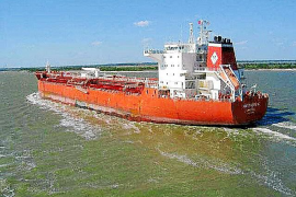 Liberado el petrolero 'Mattheos I', con cinco tripulantes españoles a bordo