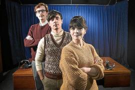 Agnès Llobet rueda el 'spin-off' de la serie de televisión 'El caso'