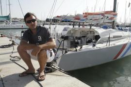 Hugo Ramón cumple su sueño transoceánico