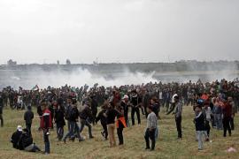 La Gran Marcha del Retorno de Hamás deja 16 muertos y 2.000 heridos en la frontera entre Gaza e Israel