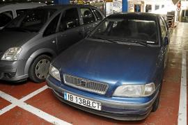 Nueve años sin pagar el parking
