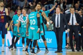 Landesberg destroza al Barça en el Palau con una exhibición anotadora