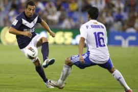 El empate impide al Málaga ser líder y al Zaragoza estar más tranquilo