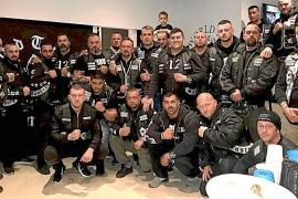 La banda de los United Tribuns elige Palma como su sede nacional