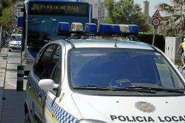 Oleada de hurtos al descuido en los autobuses de las líneas 15 y 25 de la EMT de Palma