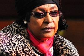 Fallece en Sudáfrica la política y activista Winnie Mandela