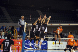 El Palma Volley notifica su renuncia a la Superliga masculina