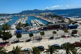 Parking del Port de Pollença