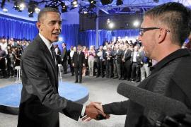 Obama, contundente: «La crisis de la eurozona está asustando al mundo»