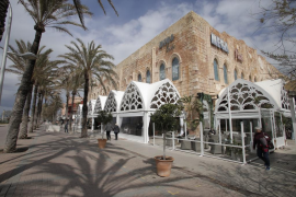El Ayuntamiento de Palma paraliza el 50% de la actividad de Megapark