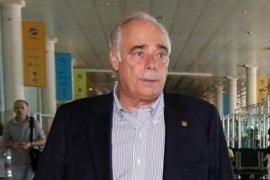 Un exdirectivo del Barça llama «facha y nazi convencido» a Tebas