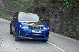 Récord en China del nuevo Range Rover Sport SVR