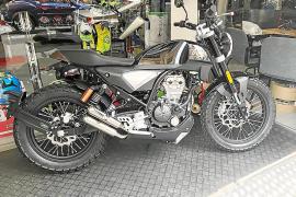 La Rieju 125 Century, a la venta en motos Salom