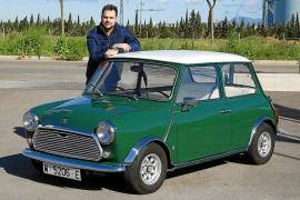 Mini 850, un pequeño gran coche