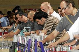 La falta de apoyo institucional pone en peligro una nueva edición de la Fira del Disc