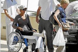 Estudian aplazar el rodaje de 'Cloud Atlas' por la lesión de Halle Berry