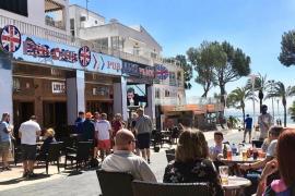 Tres de los diez destinos preferidos por los británicos para las vacaciones de verano están en Mallorca