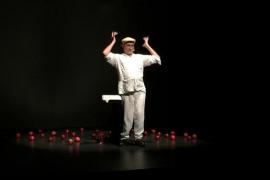 El monólogo de Pep Noguera 'Trans-plantar', en el Teatre Mar i Terra