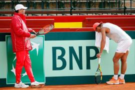 Bruguera, sobre Rafael Nadal: «Está sano y todas las sensaciones son positivas»