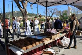 Lloseta celebra con devoción su tradicional romería del Cocó