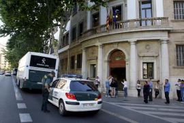 Suspendidas las guardias del Juzgado de Violencia 1 de Palma por falta de funcionarios