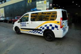 La Policía confirma que el niño de seis años que se estrelló con una moto en Son Ferriol iba solo