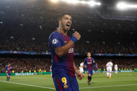 El Barcelona encarrila la eliminatoria a trompicones