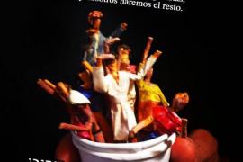 Trampa Teatre improvisa la vida de 'Personajes para llevar'