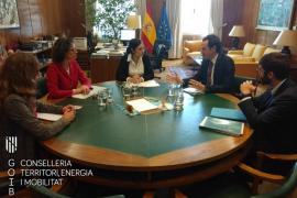 Baleares presenta a Medio Ambiente la Ley de Cambio Climático