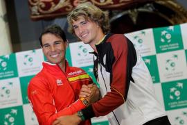 Nadal jugará el segundo individual contra Kohlschreiber