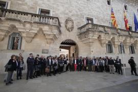 Jueces y fiscales de Baleares no descartan la huelga en defensa de sus reivindicaciones