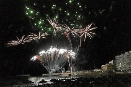 Los fuegos artificiales de Porto Cristo y s'Illot, a consulta