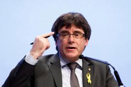 Puigdemont seguirá en prisión al menos hasta el viernes
