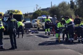 Fallece uno de los ciclistas arrollados en Capdepera