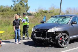 La Guardia Civil imputa por un delito de homicidio imprudente a la autora del atropello en Capdepera