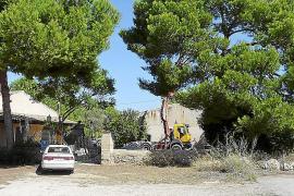 Comienzan las obras de remodelación del balneario de Sant Joan de la Font Santa