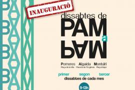 El mercado 'Dissabtes de pam a pam' se inaugura en Porreres