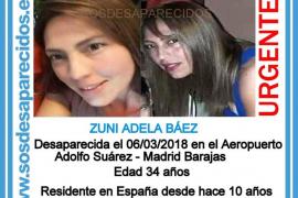 Hallados restos biológicos de la desaparecida de Madrid en el coche de su pareja