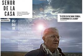 El mítico periodista deportivo José Ángel de la Casa protagoniza un documental para sensibilizar sobre el Parkinson