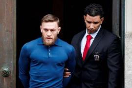 McGregor acaba en comisaría tras su último ataque de locura