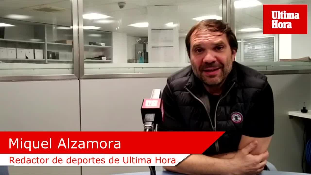 Miquel Alzamora: «Mallorca y Atlético Baleares se juegan muchísimo este domingo»