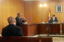 Condenado por dejar morir a su perra enferma en Palma