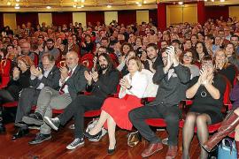 La OCB impulsa una 'cena amarilla' por los políticos catalanes encarcelados