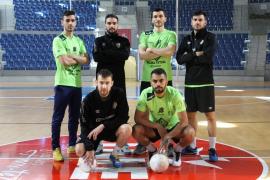 El Palma Futsal no puede fallar