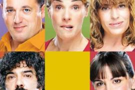 'Sexos': La crisis de los 40, en clave de humor