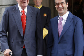 El Rey: «España tendrá que hacer bastantes sacrificios»