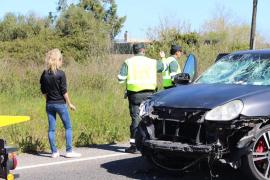 La conductora que arrolló a los ciclistas en Capdepera tiene antecedentes por conducir drogada y por otros delitos