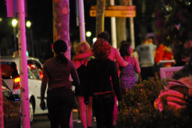 Detenidas 182 personas en Calviá por prostitución callejera durante este año