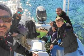 Amigos del tripulante del velero fallecido: «Teníamos la ilusión de encontrar a César Alberto con vida en alguna cueva»