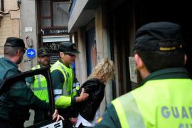 Pasa a disposición judicial la conductora que arrolló al pelotón de ciclistas en Capdepera